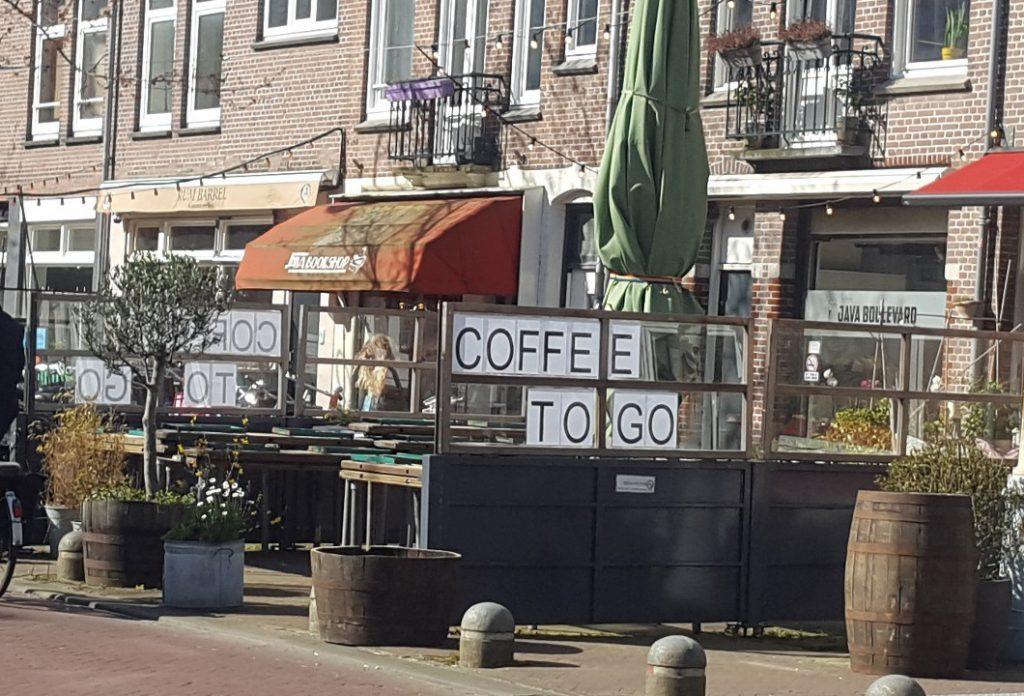 cofee to go restaurant